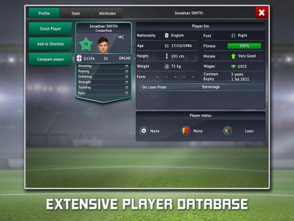 Soccer Manager 2019 - Top Football Management Game 1 2 8 Download