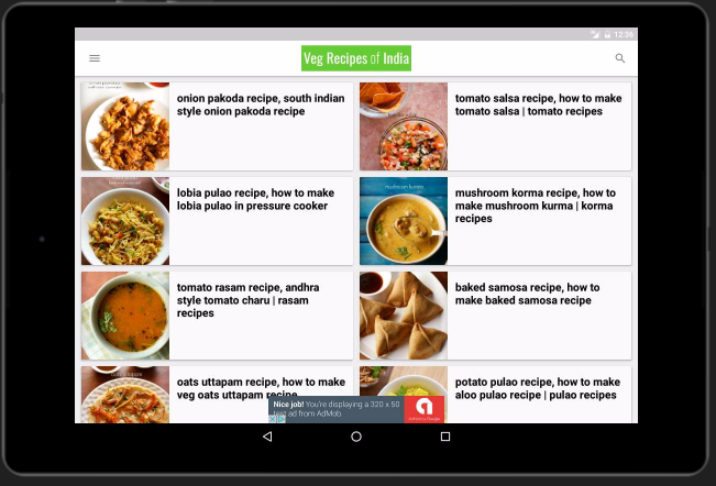 Veg recipes of india official 18 tlcharger lapk pour android veg recipes of india official capture dcran forumfinder Choice Image