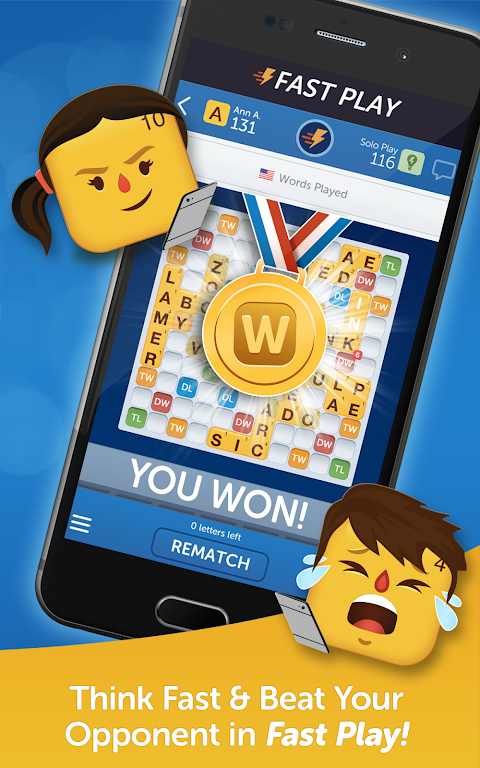 Words With Friends – Play Free screenshot 16