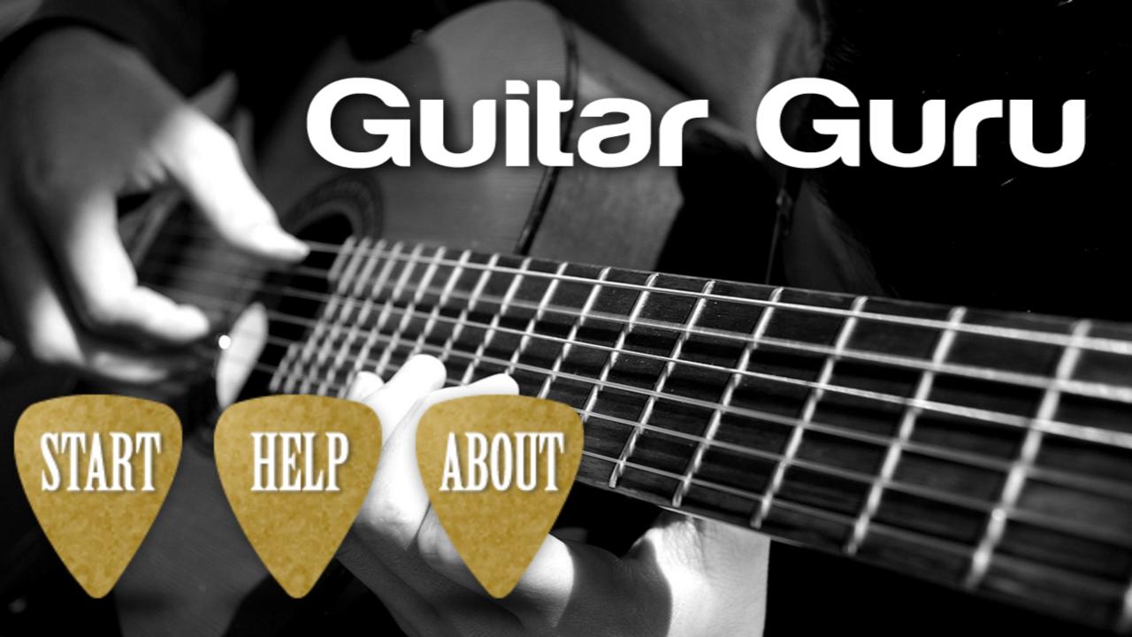 Guitar Guru screenshot 1