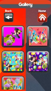 Balloons Photo Collage screenshot 8