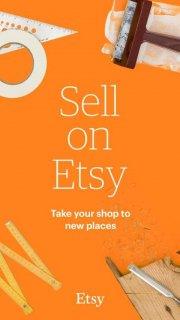 Sell on Etsy screenshot 1