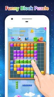 Block Gems: Classic Free Block Puzzle Games screenshot 1