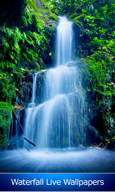 waterfall live wallpapers download apk for android aptoide