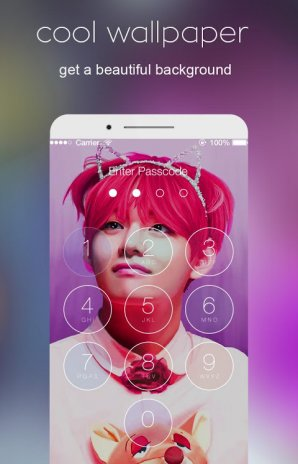 Kpop Hd Lock Screen 1 0 Telecharger L Apk Pour Android Aptoide
