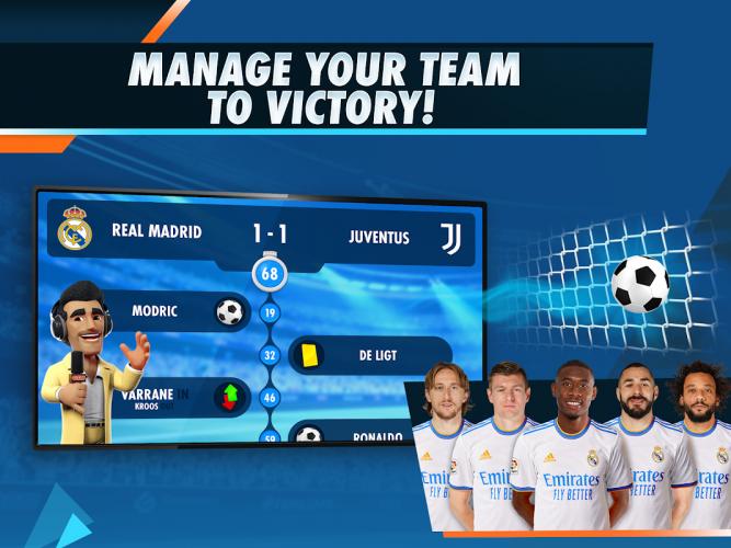 OSM 21/22 - Football Game screenshot 4