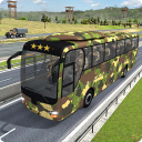 Off-road Army Bus Offline Game Impossible Missions