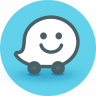 Waze - GPS, Maps, Traffic Alerts & Sat Nav Icon