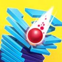 Ball vs Stack 3D | Blast through platforms