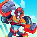 Superhero Robot Runner : Endless Run Robot Games