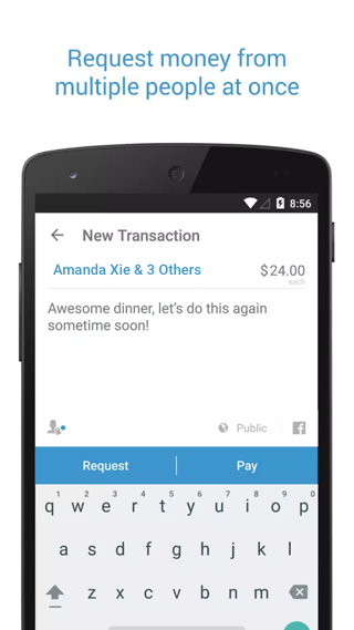 Venmo Mobile Wallet: Send & Receive Money screenshot 2