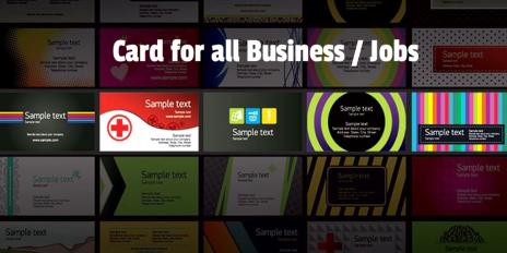 business card maker visiting card maker photo logo screenshot 15