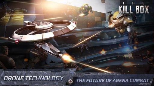 The Killbox: Arena Combat Asia screenshot 5