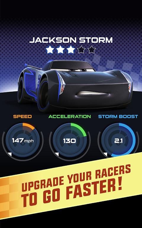 Cars: Lightning League screenshot 2