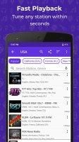 Radio FM Online Screen