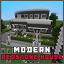 Redstone House Map Minecraft
