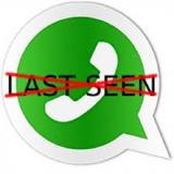 Ditch  HIDE Last Seen WhatsApp Icon