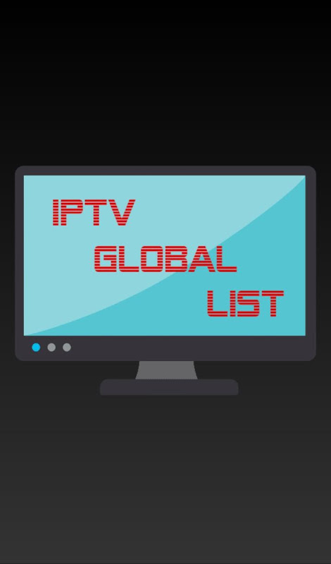 IPTV Global List screenshot 2