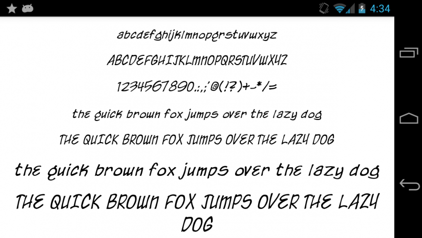 fonts for flipfont 50 written 3.22.0 download apk for android - aptoide