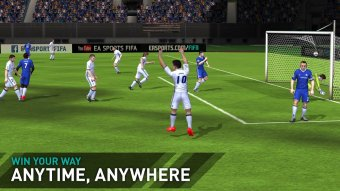FIFA Mobile Football Screenshot
