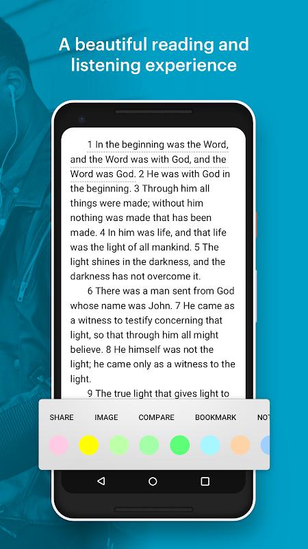 Free YouVersion Bible App + Audio, Daily Verse screenshot 2
