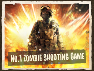 Zombie Combat: Trigger Call 3D v 1.1 1