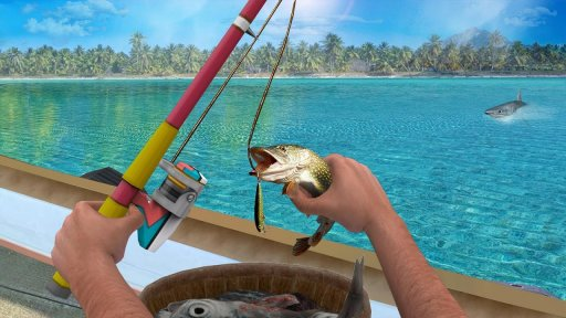 Reel Fishing Simulator 2018 - Ace Fishing screenshot 3