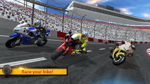 Bike Racing 2018 - Extreme Bike Race screenshot 4