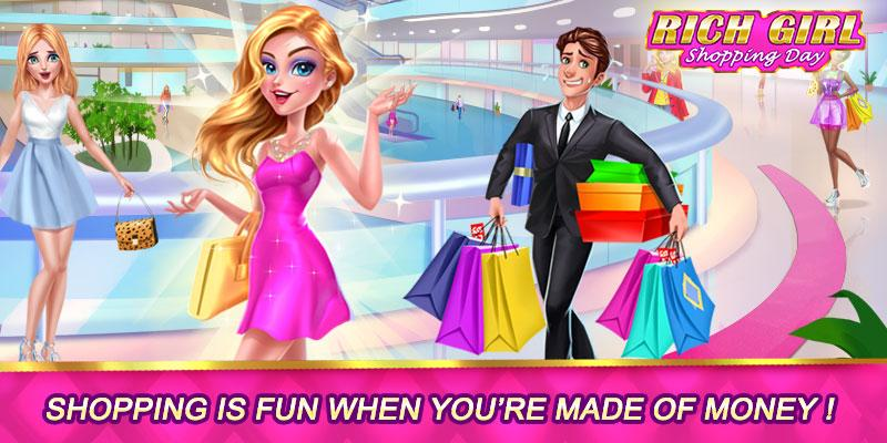Rich Girl Shopping Day 1 6 Download Android Apk Aptoide