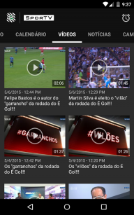 Figueirense SporTV screenshot 5