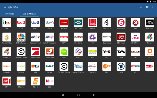 IPTV screenshot 6