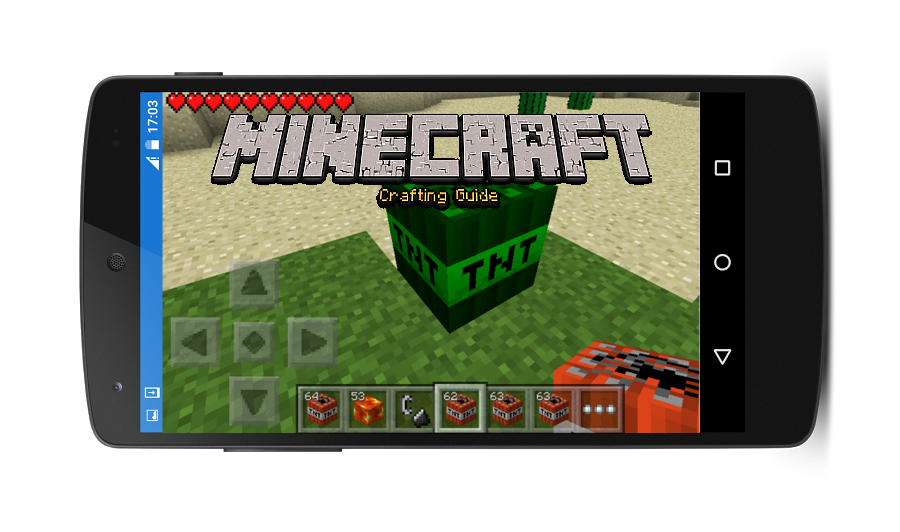 Crafting Guide Pro for Minecra screenshot 1