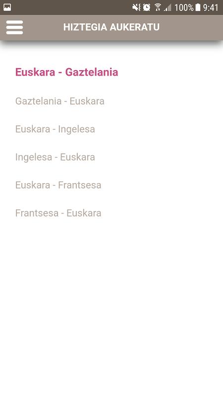 Euskara hiztegia elhuyar online dating