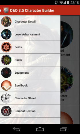 d d 3 5 character builder 2 1 download apk for android aptoide