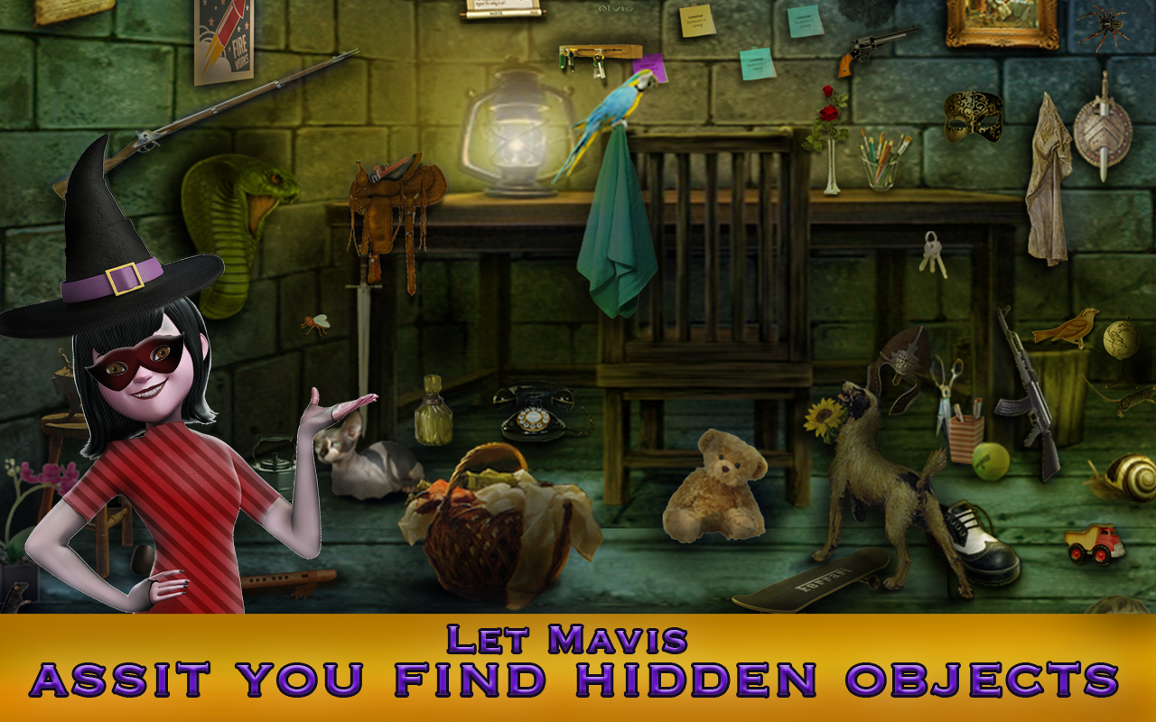 Hidden Objects Vampire Mystery 1 1 Download Android Apk Aptoide