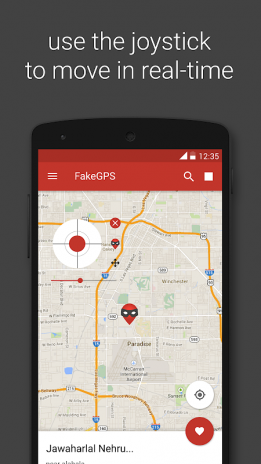 Fake GPS - Location Cheater 1 7 Download APK for Android