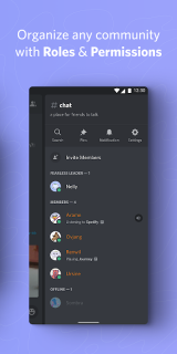 Discord - Talk, Video Chat & Hang Out with Friends screenshot 3