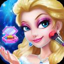Ice Princess Makeup Fever