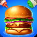 Burger Shop - Kids Cooking