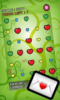 Bubble Blast Valentine screenshot 1