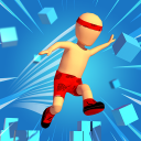 KnockDown Run 3D! - Fun Race & Hit Obstacles Game