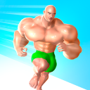 Muscle Rush - Smash Running Game