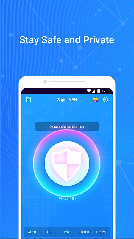 Super Vpn Free Fast Secure Unlimited Proxy Versi Lama Untuk Android Aptoide