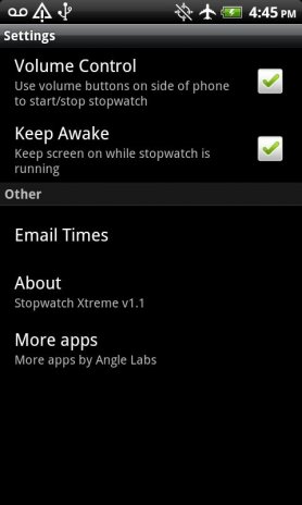 StopWatch Xtreme Free 1 4 Download APK for Android - Aptoide