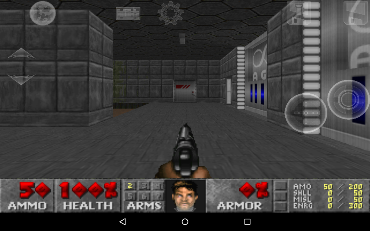 D-Touch (Port of Doom) 3 0 3 2 Download APK para Android