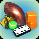 Cubic Lab 3D: Puzzle pieces & Physics Jigsaw