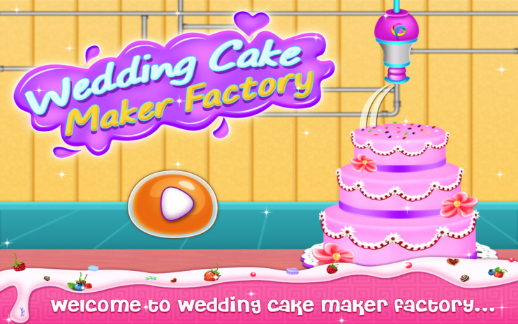 Wedding Cake Maker - Cooking Factory 1.1 Download APK for Android ...