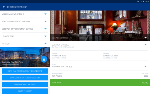 Booking.com Hotel Reservations screenshot 4
