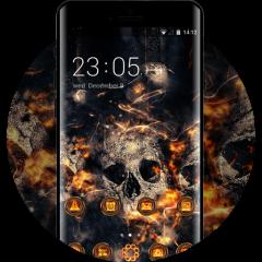 تحميل APK لأندرويد - آبتويد Theme for Vivo V5/V5 plus: Fire