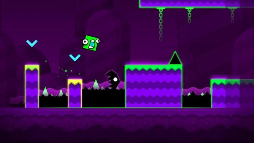 geometry dash free download aptoide
